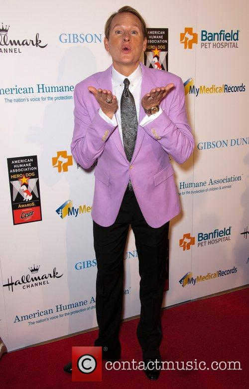 Carson Kressley and Beverly Hilton Hotel 3