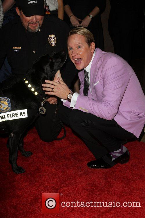 Carson Kressley and Beverly Hilton Hotel 6