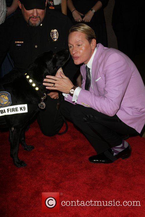 Carson Kressley and Beverly Hilton Hotel 4