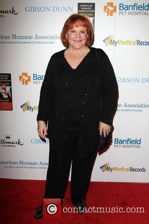 Edie McClurg and Beverly Hilton Hotel 2