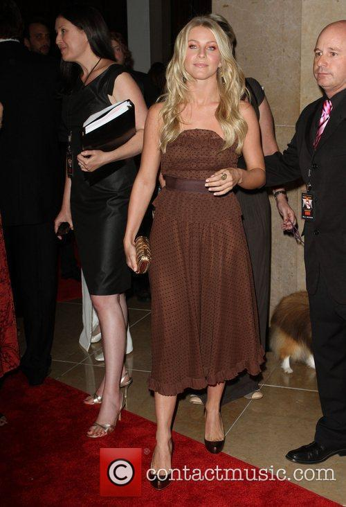 Julianne Hough and Beverly Hilton Hotel 3