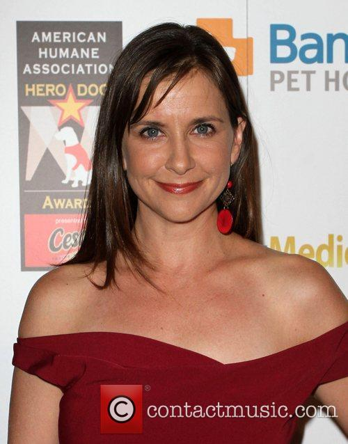 Kellie Martin and Beverly Hilton Hotel 2