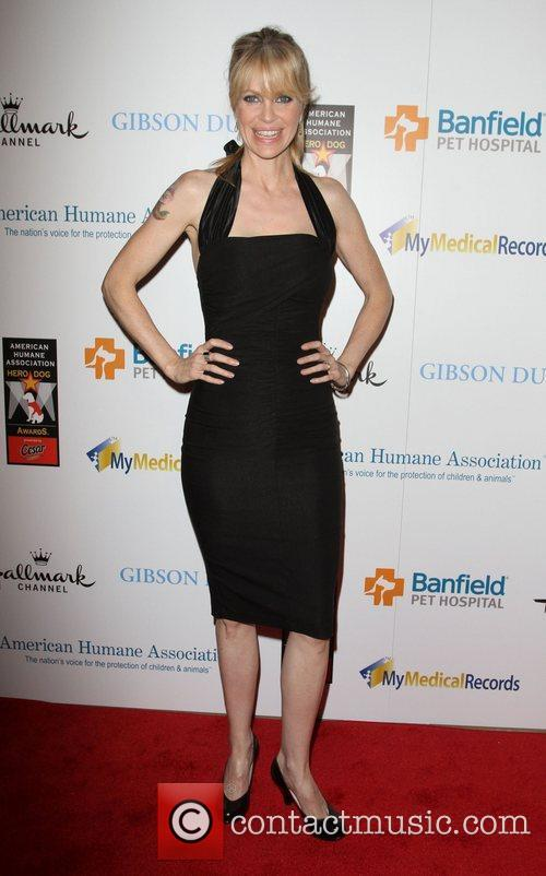Kristin Bauer and Beverly Hilton Hotel 4
