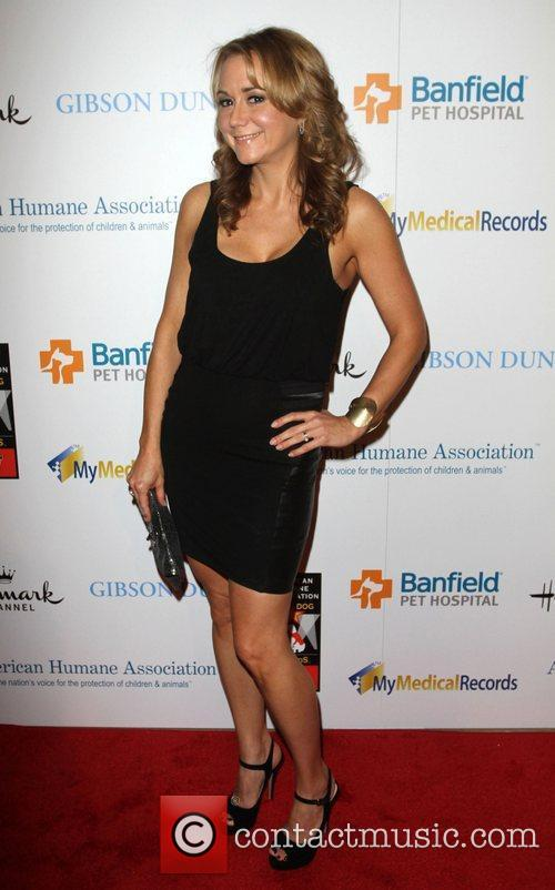 Megyn Price and Beverly Hilton Hotel 1