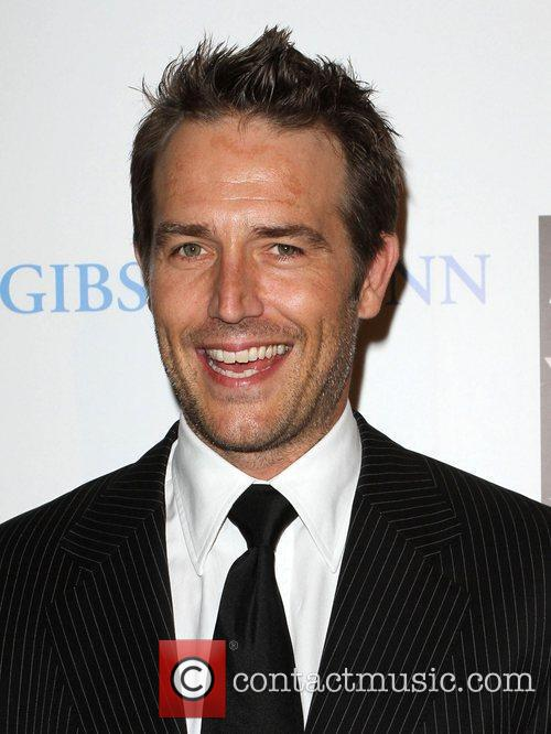 Michael Vartan and Beverly Hilton Hotel 6