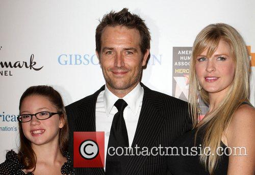 Michael Vartan and Beverly Hilton Hotel 4