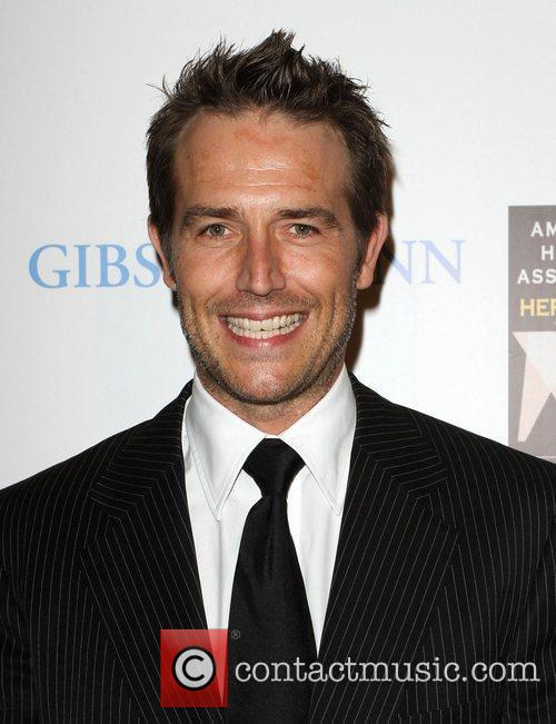 Michael Vartan and Beverly Hilton Hotel 1