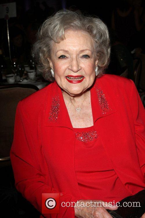 Betty White and Beverly Hilton Hotel 3