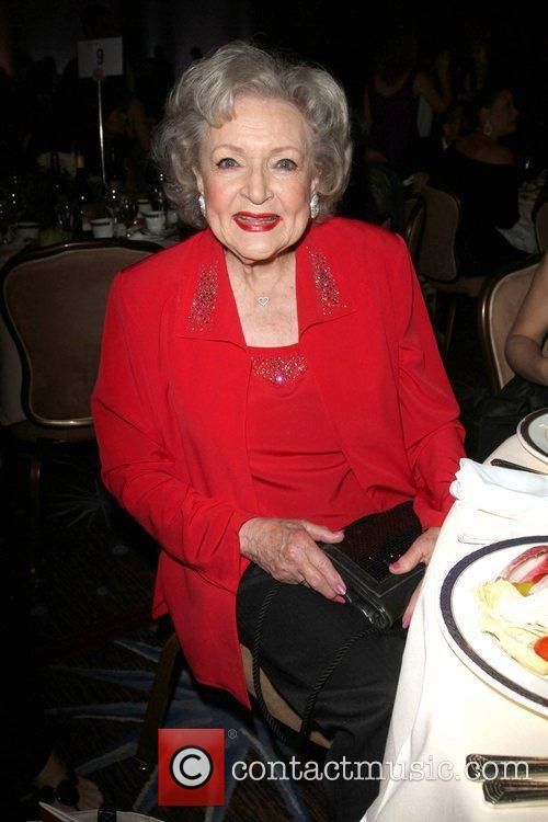 Betty White and Beverly Hilton Hotel 2