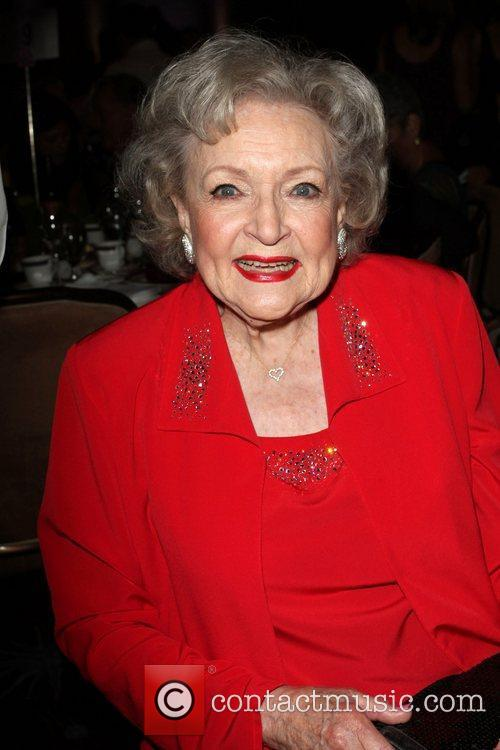 Betty White and Beverly Hilton Hotel 1