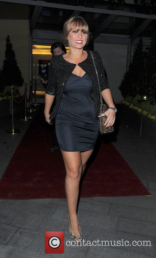 Billie Faiers Hestia - charity single launch party,...