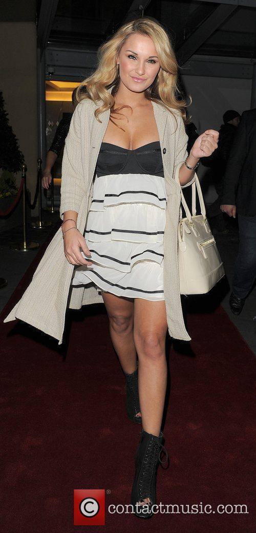 Samantha Faiers Hestia - charity single launch party,...