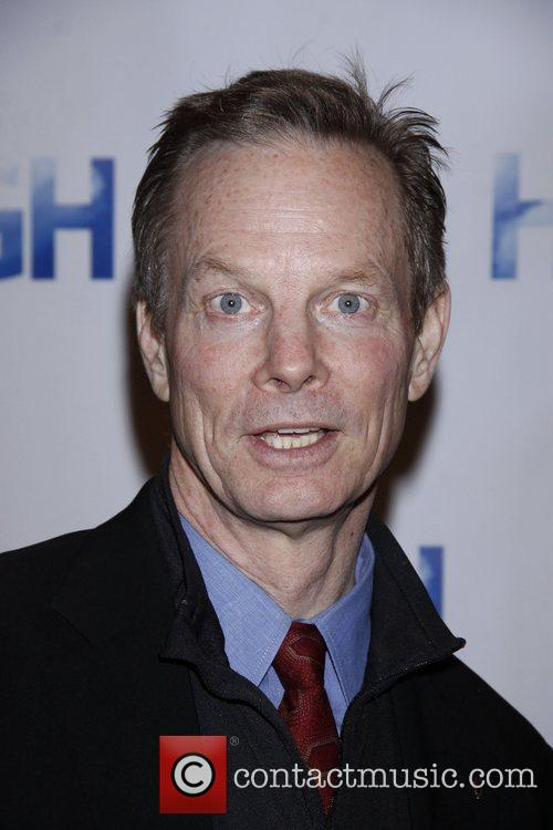 Bill Irwin Opening night of the Broadway production...