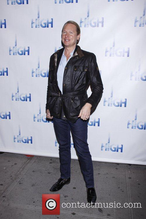 Carson Kressley Opening night of the Broadway production...