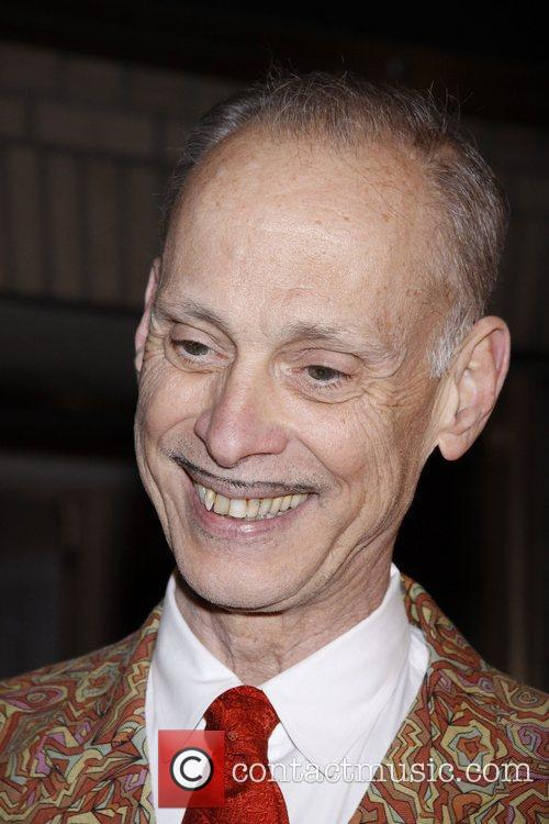 John Waters Opening night of the Broadway production...