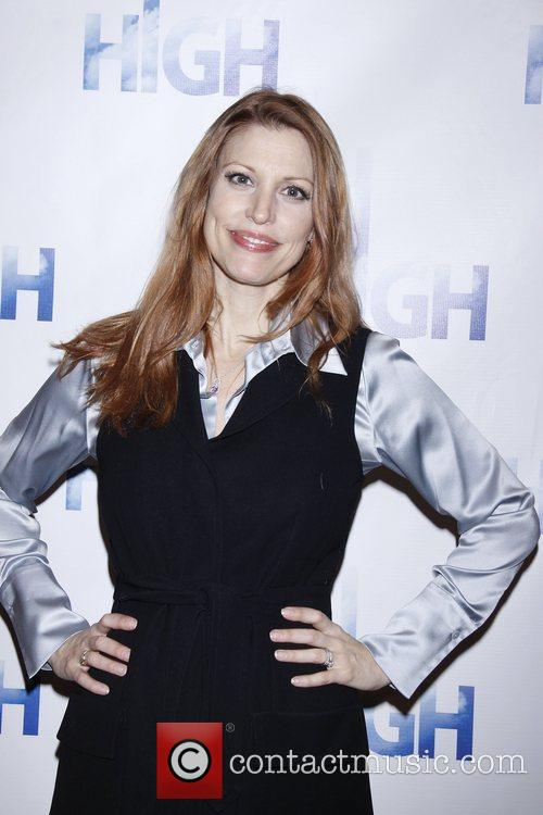 Rachel York Opening night of the Broadway production...