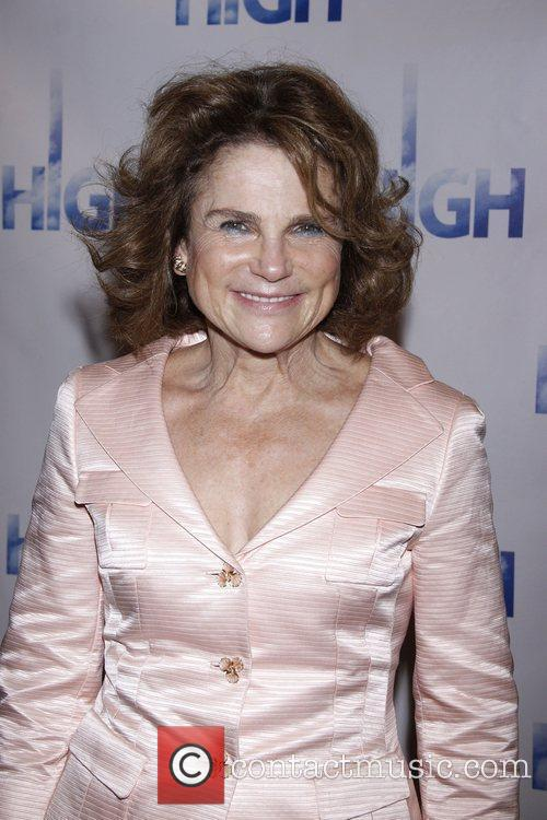 Tovah Feldshuh Opening night of the Broadway production...