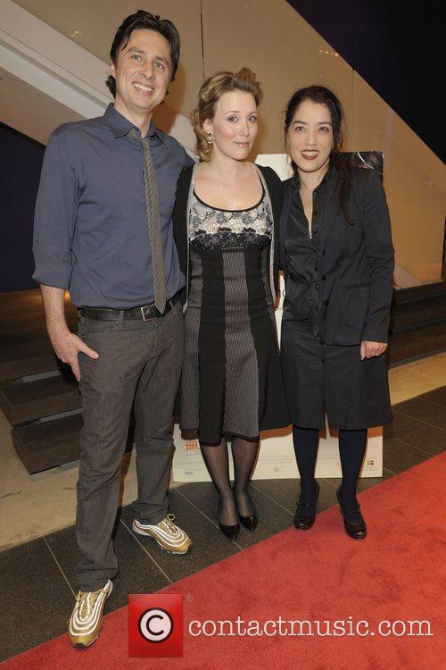 Zach Braff Isabelle Blais and Deborah Chow...