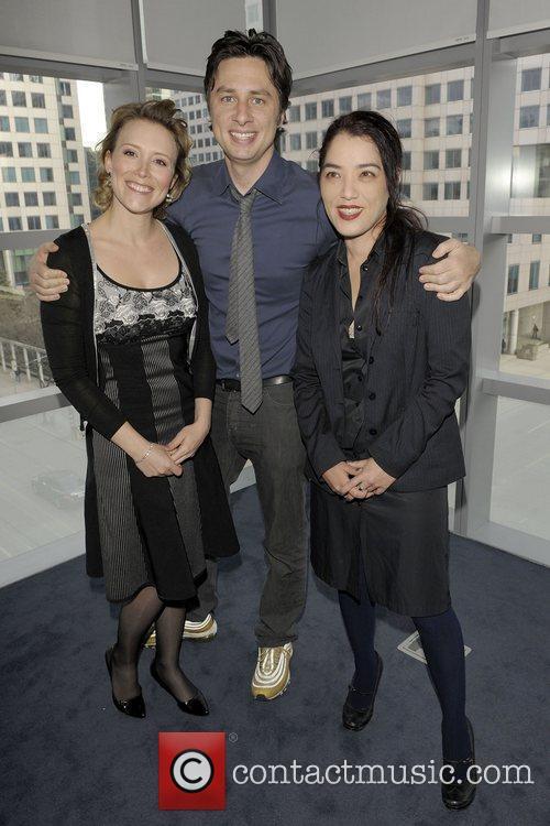 Isabelle Blais, Zach Braff and Deborah Chow Special...