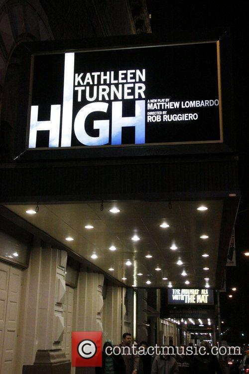 Atmosphere Opening night of the Broadway production of...