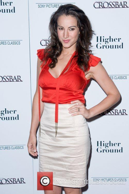 America Olivo The New York premiere of Higher...