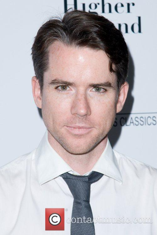 Christian Campbell The New York premiere of Higher...