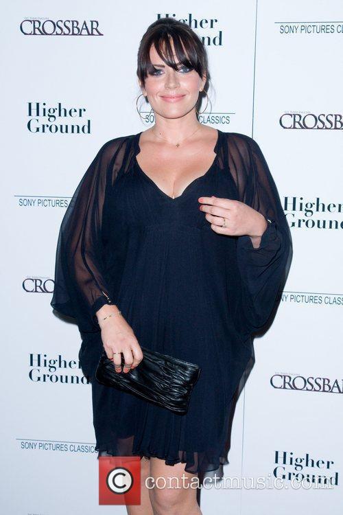 Dagmara Dominczyk The New York premiere of Higher...