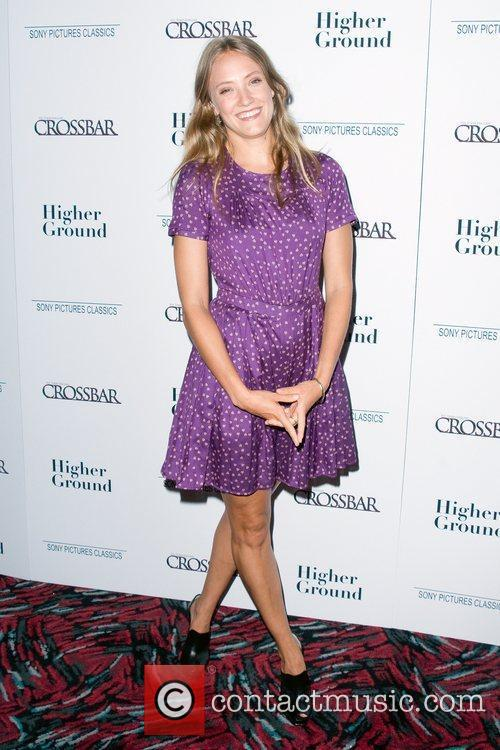 Alexia Rasmussen The New York premiere of Higher...