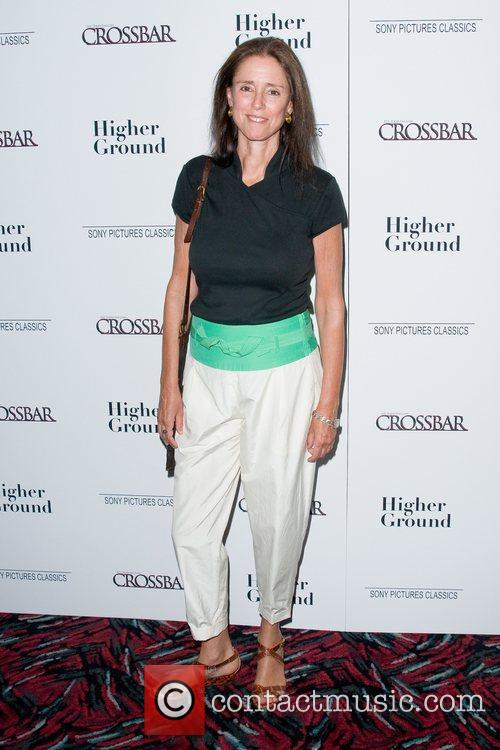 Julie Taymor The New York premiere of Higher...