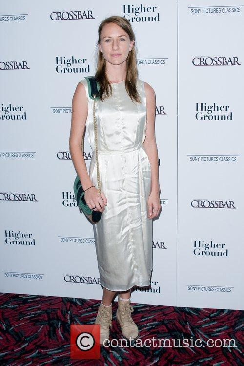 Mickey Sumner The New York premiere of Higher...