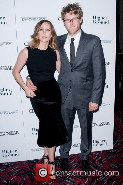 Renn Hawkey, Vera Farmiga The New York premiere...