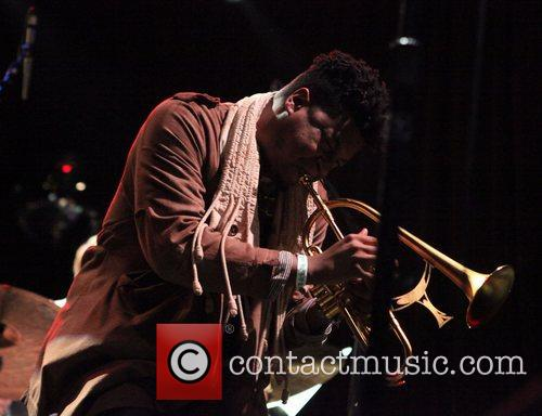 Christian Scott  The Blue Note Jazz Benefit...