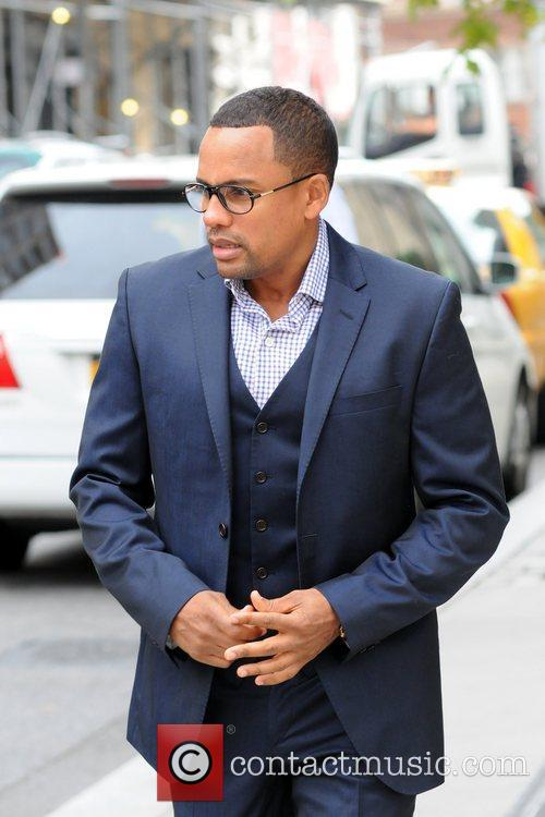 Hill Harper and Manhattan Hotel 5