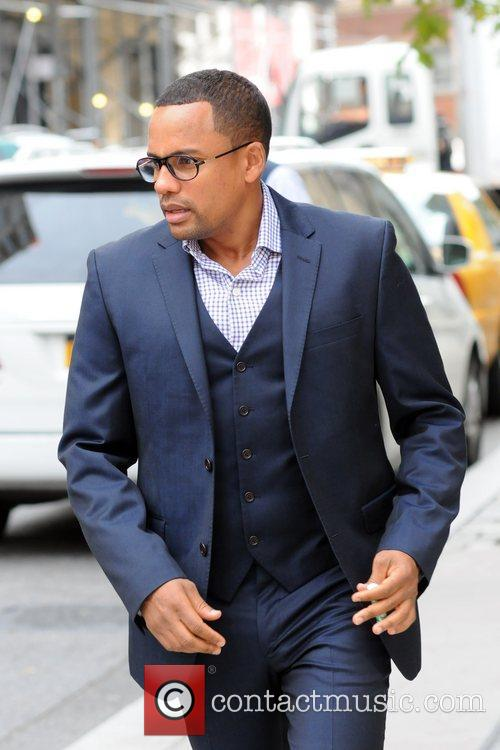 Hill Harper and Manhattan Hotel 3