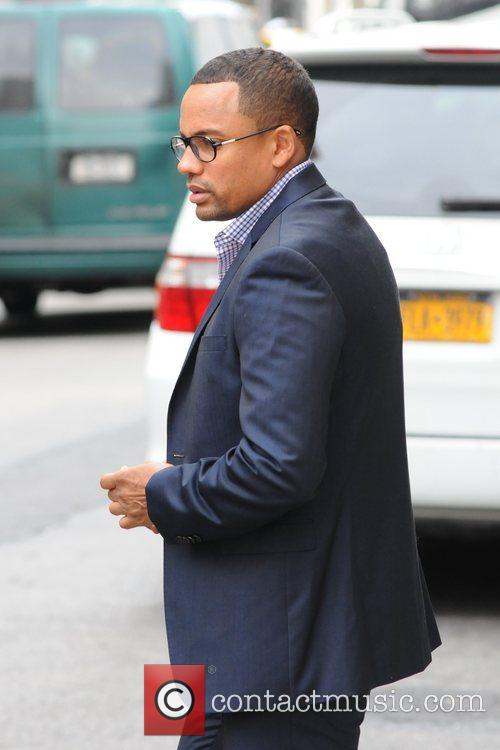 Hill Harper and Manhattan Hotel 4