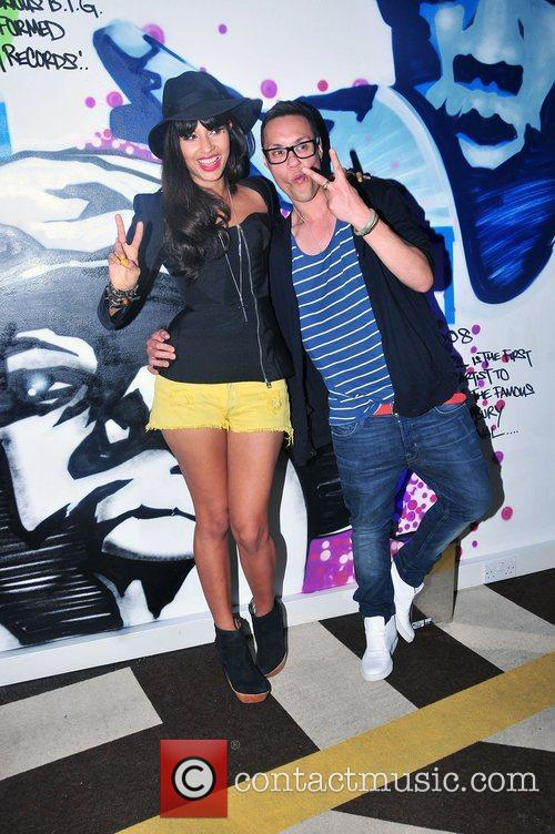 Jameela Jamil and Gok Wan 7