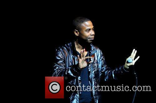 Doug E Fresh performs during Salt-N-Pepa legends of...