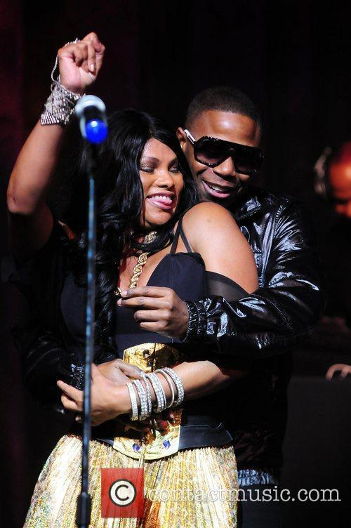 Pepa from Salt-n-Pepa and Doug E Fresh...