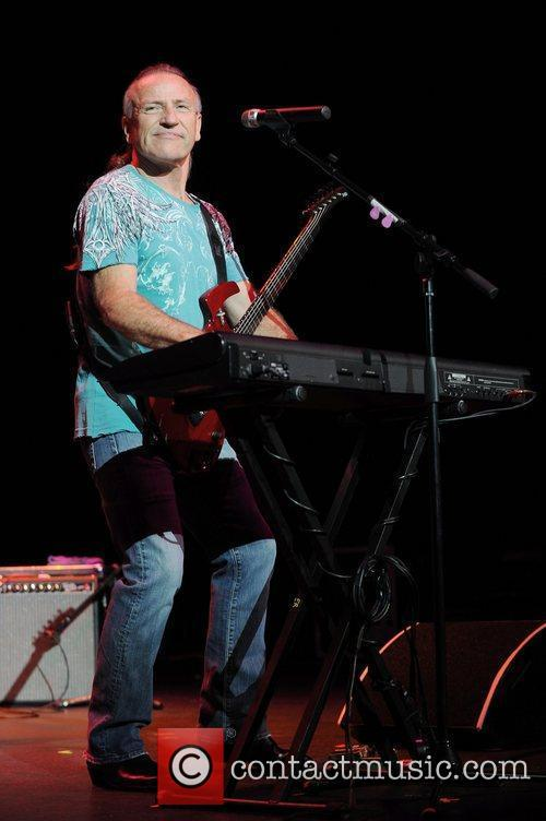 Performs during Hippiefest 2011 at the Seminole Hard...