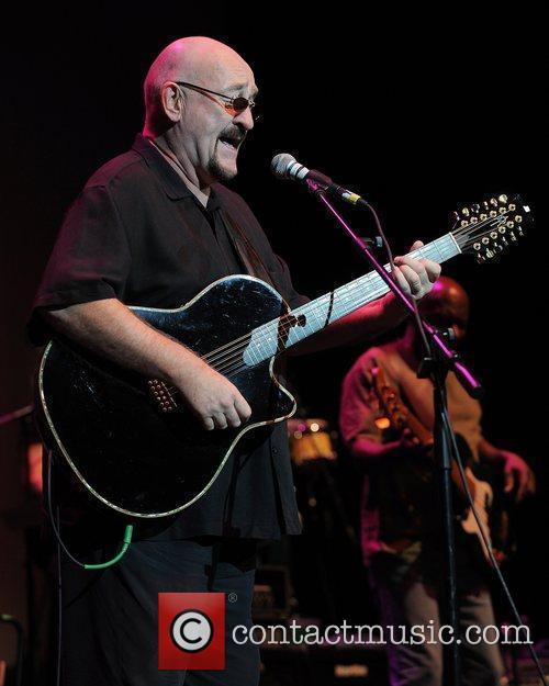 Dave Mason  performs during Hippiefest 2011 at...