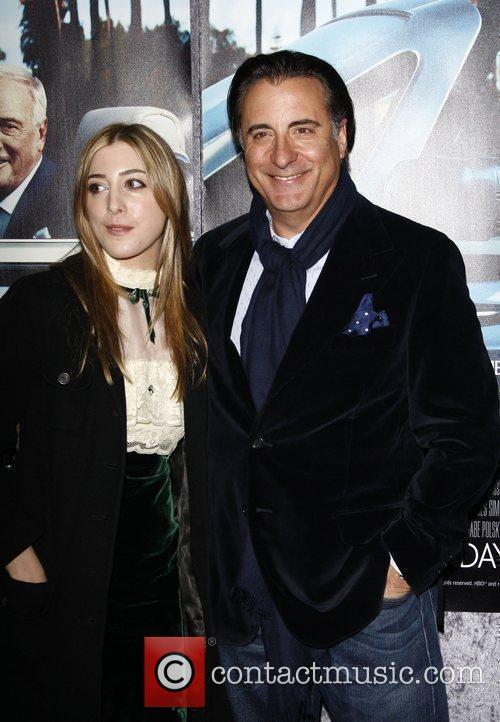 Andy Garcia and daughter Dominik Garcia-Lorido The Los...