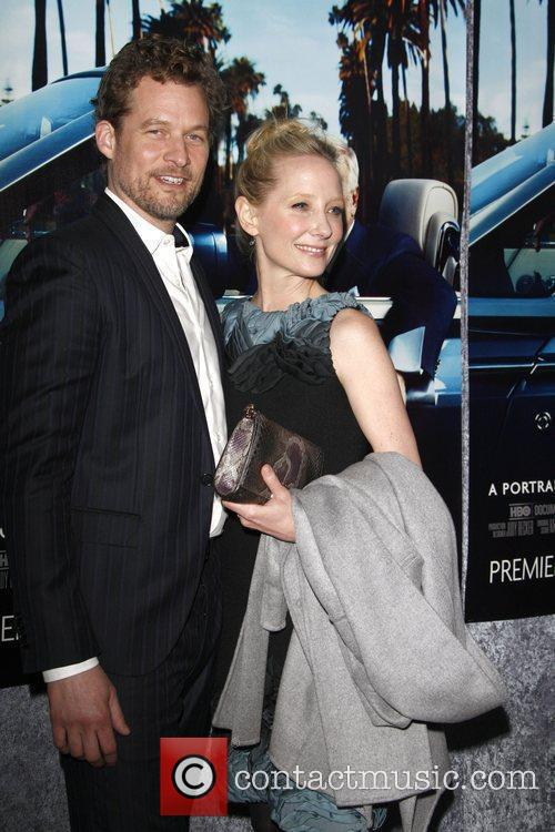 Anne Heche, James Tupper  The Los Angeles...