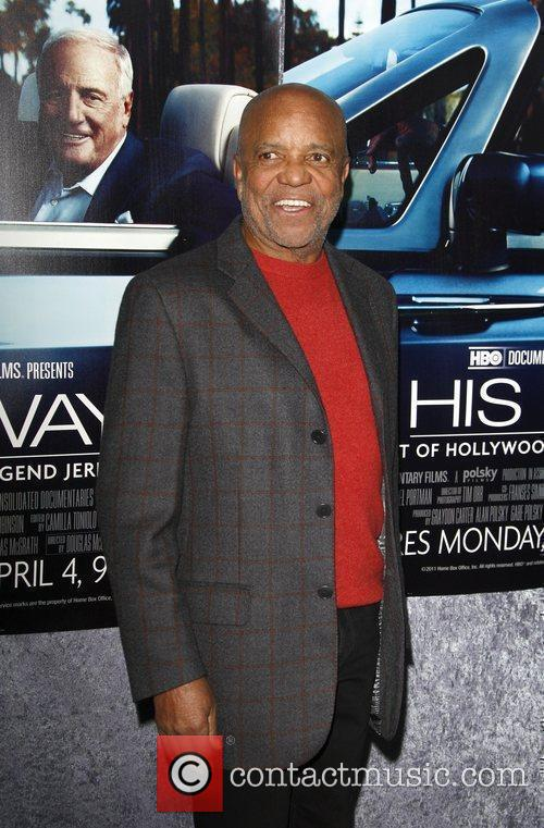 Berry Gordy  The Los Angeles HBO Premiere...