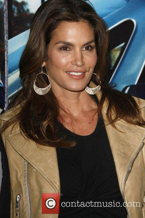 Cindy Crawford  The Los Angeles HBO Premiere...