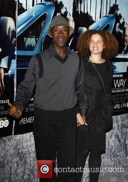 Don Cheadle and Bridgid Coulter 8