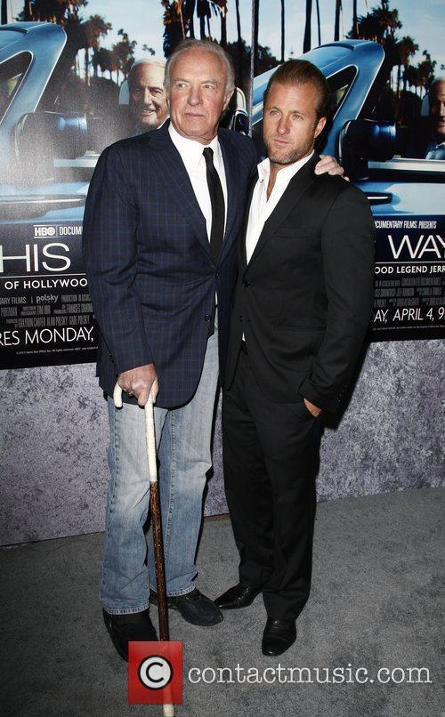 James Caan and Scott Caan 1