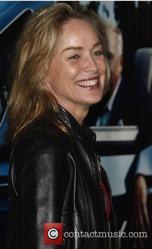 Sharon Stone  The Los Angeles HBO Premiere...