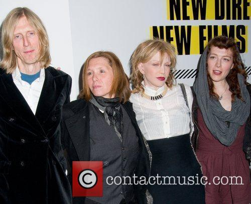 Courtney Love and Melissa Auf Der Maur