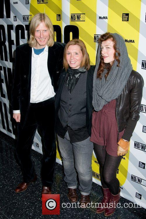 Eric Erlandson, Patty Schemel and Melissa Auf Der...