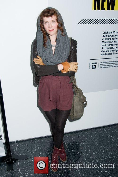 Melissa Auf Der Maur New Directors/New Films screening...